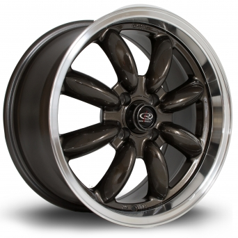Rota Wheels - D154 Fully Polished Silver (16 inch)