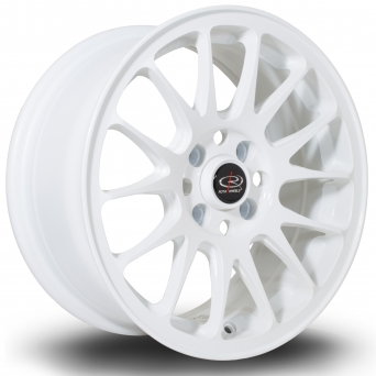 Rota Wheels - Vios White (15x7 inch)