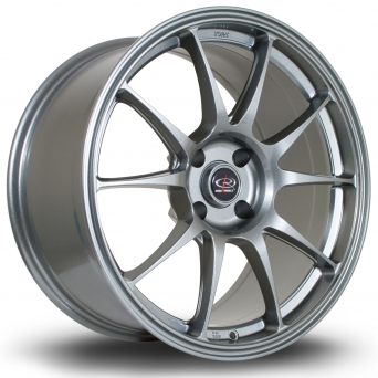 Rota Wheels - Titan Steel Grey (18x9 inch)