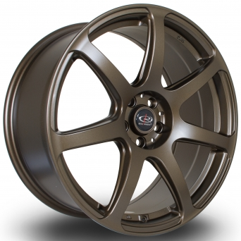 Rota Wheels - Pro-R Matt Bronze (18x8.5 inch)