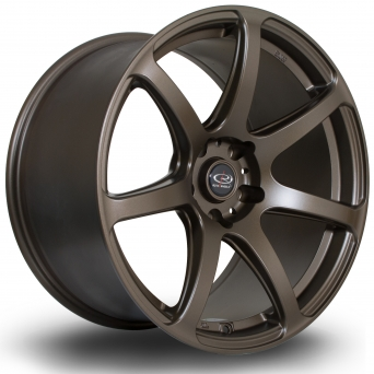 Rota Wheels - Pro-R Matt Bronze (18x9.5 inch)