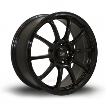 Rota Wheels - G-Force Black (17 inch)