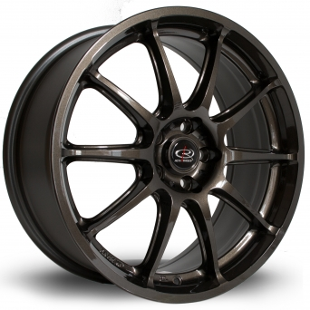 Rota Wheels - GR-A Gun Metal (17 Zoll)