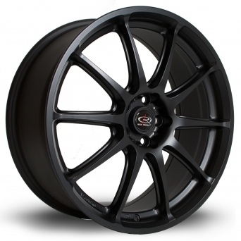 Rota Wheels - GR-A Flat Black (17 inch)