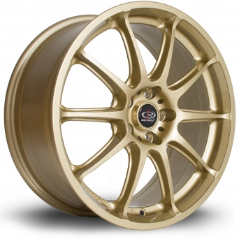 Rota Wheels - GR-A Gold (17 inch)