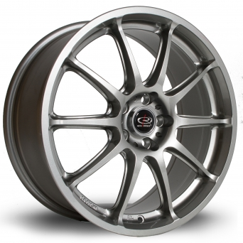 Rota Wheels - GR-A Steel Grey (17 inch)