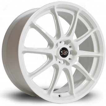 Rota Wheels - GR-A White (17 inch)
