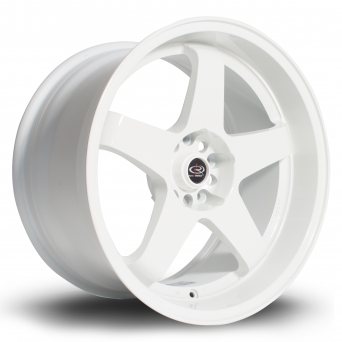 Rota Wheels - GTR-D White (18 Zoll)