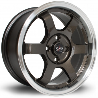 Rota Wheels - Grid Royal Gun Metallic (15x7 Zoll)