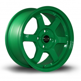 Rota Wheels - Grid Green (15x7 Zoll)