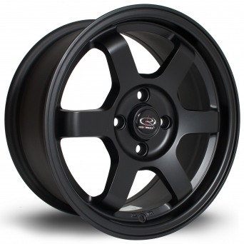 Rota Wheels - Grid Flat Black (15x7 Zoll)